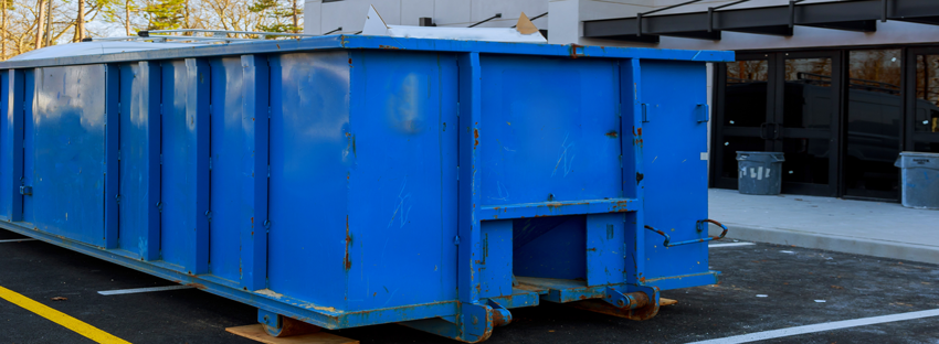 dumpster rental providence
