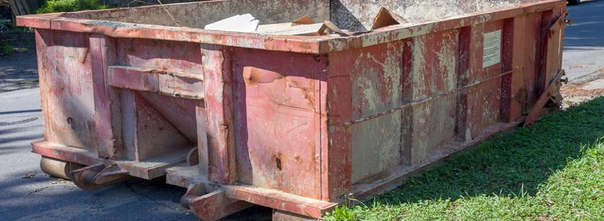 dumpster rentals wilmington