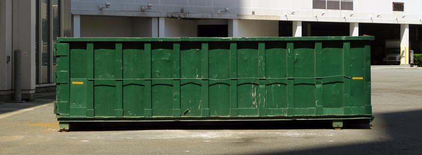 Jersey City Dumpster Rentals