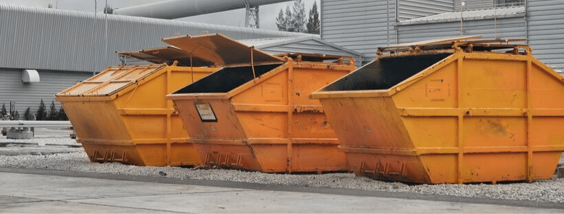 Dumpster Rentals in El Monte CA