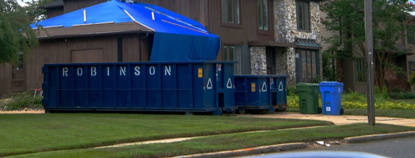 Burbank Roll Off Dumpster Rentals