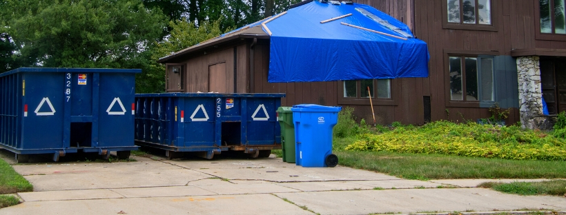 Carson CA Roll Off Dumpster Rentals