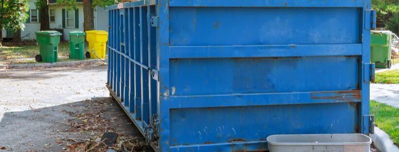West Covina Dumpster Rentals